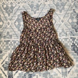 Express babydoll camisole